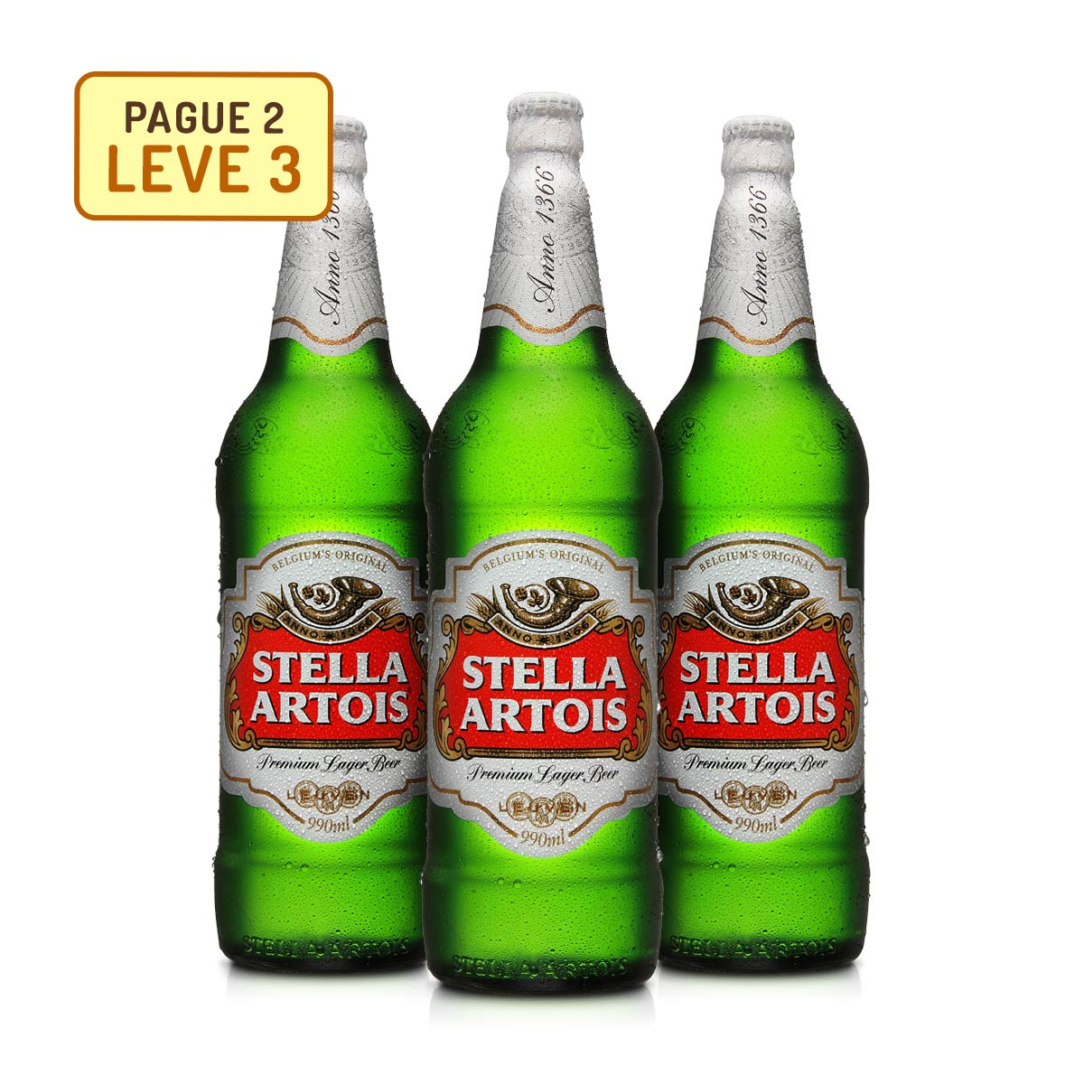 Stella Artois 990ML