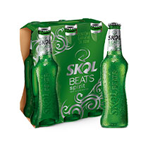 Skol Beats Spirit Long Neck 313ml