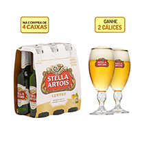 Kit Stella Artois 275ML
