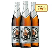 Kit Cerveja Franziskaner Kristall Klar