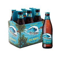 Cerveja Kona Big Wave Golden Ale